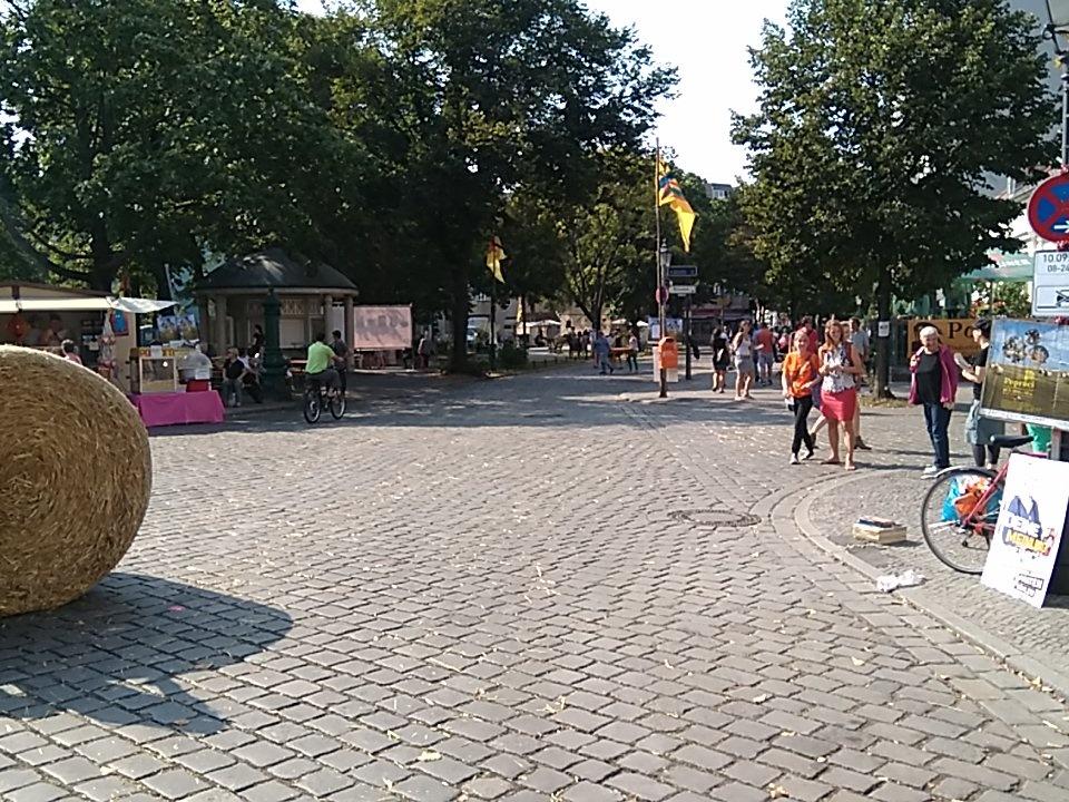 Mehr Kiez für Rixdorf! – Treffen der Anwohner*inneninitiative